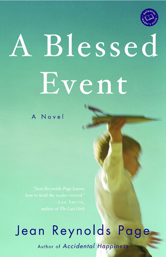 A Blessed Event -- Jean Reynolds Page
