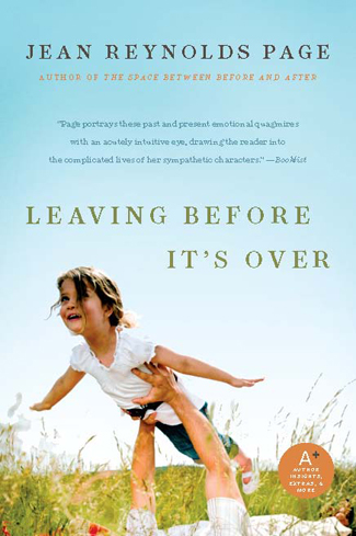 Leaving Before It's Over -- Jean Reynolds Page